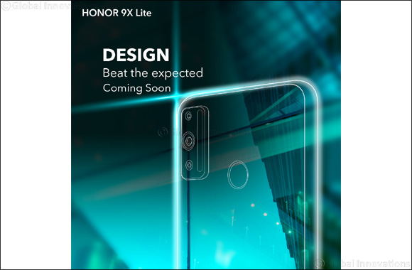 HONOR Confirms Upcoming Launch of the HONOR 9X Lite in KSA