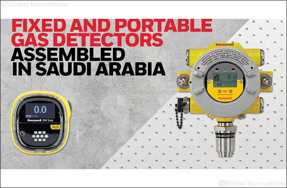 Honeywell Announces Opening of Gas Detector Factory in Saudi Arabia