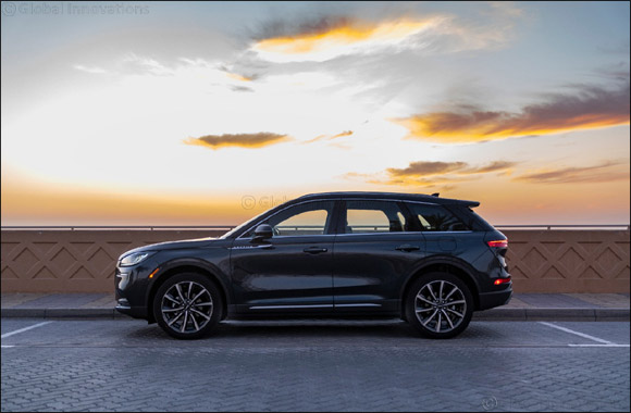 Sanctuary for the Senses: All-New Lincoln Corsair Arrives with Whisper-Quiet, Confident Ride and Sophisticated Interior