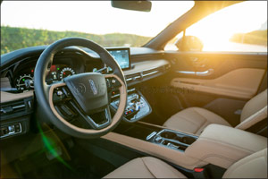 Sanctuary for the Senses: All-New Lincoln Corsair Arrives with Whisper-Quiet, Confident Ride and Sop ...