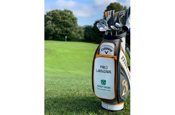 Spanish Contingent Grows at Golf Saudi as Pablo Larrazabal is Confirmed as Latest Ambassador
