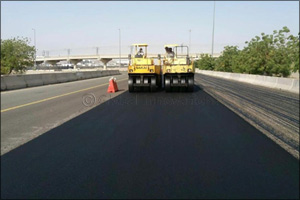 MOT Completes 491-km-road Maintenance Work Leading to Makkah in Preparation for Hajj