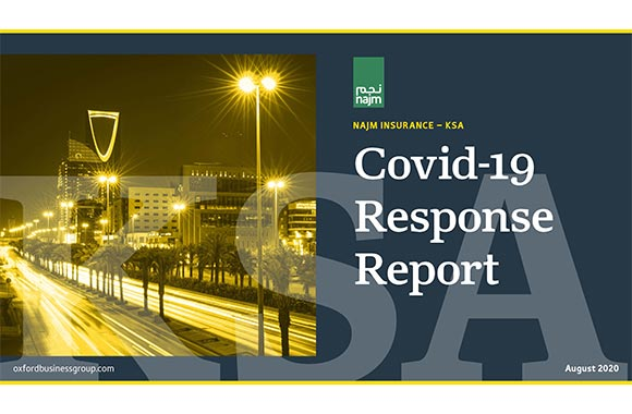 New COVID-19 Response Report Analyses Saudi Arabia's Insurance Industry as Digitisation Gains Pace
