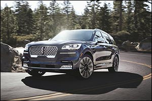 Purposeful Technology Helps Lincoln Aviator Fly High Above Competitors