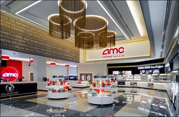 Swicorp announces the opening of AMC Cinemas in Riyadh's Al Makan Mall