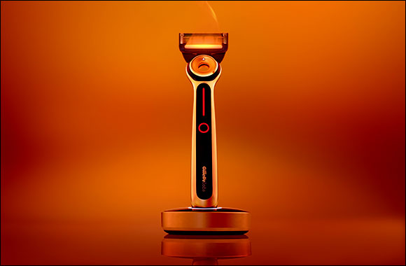 Gillette® Middle East Launches Its First of Its Kind Heated Razor