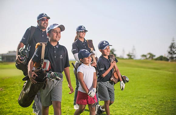 Golf Saudi Honoured for Its Strategic Contribution to Game by World Golf Awards