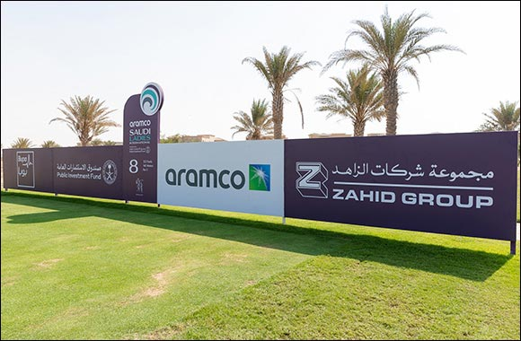 Zahid Group Signs Up to Inaugural Aramco Saudi Ladies International Presented by PIF as an Official Tournament Partner