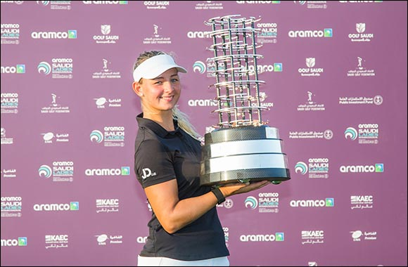 Pedersen Triumphs in Thrilling 'duel in the Sun' to Land Golf's First-ever Aramco Saudi Ladies International Presented by PIF
