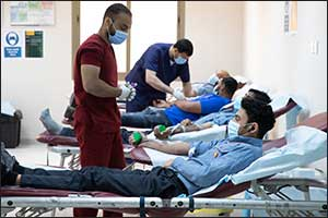 Mitsubishi Power Saudi Arabia Hosts Blood Donation Drive in Saudi Arabia