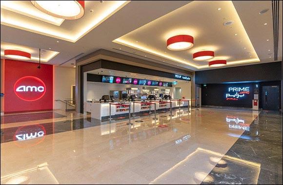 AMC Cinemas Opens Its Fifth Location in Riyadh