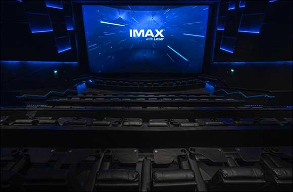 AMC Cinemas New IMAX® with Laser Now Open at Al Khair 9