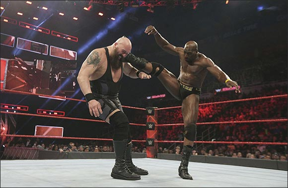 WWE Superstar Titus O'Neill Reflects on Super Shows in Saudi