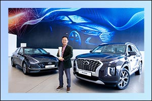 Hyundai's Palisade and Sonata named Saudi Arabia's Best Cars at PR Arabia National Auto Awards 2020