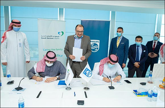 Philips partners with Middle East Healthcare Company (MEAHCO) to launch state-of-the-art sleep disorder management services in Saudi Arabia through Saudi German Health Group