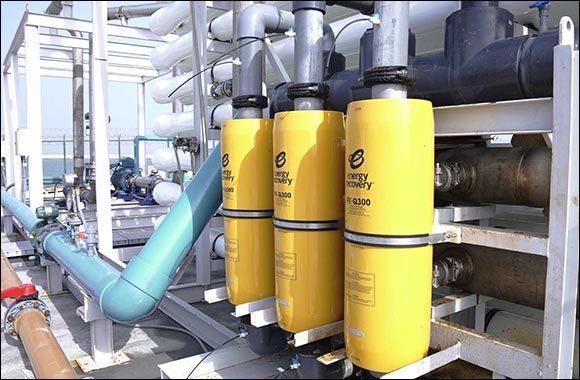 SWCC Sets a New Guinness World Records™ Title for Lowest Energy Consumption for a Water Desalination Plant