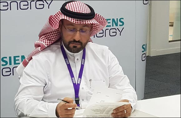 Siemens Energy Signs Long-term Service Contract With Aramco to Ensure Power Supply at Key Oilfields