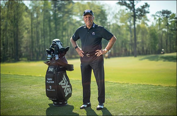 Gary Player Unveiled as Newest Golf Saudi Ambassador at the 2021 Masters at Augusta National