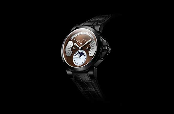Exclusive Complication also Features a Moon Phase