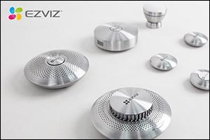 EZVIZ Smart Home Sensor Kit Receives the Prestigious iF Design Award for Refreshing the Connected Sm ...