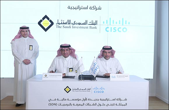 The Saudi Investment Bank: First bank in the Kingdom to adopt Cisco Innovative Technologies'