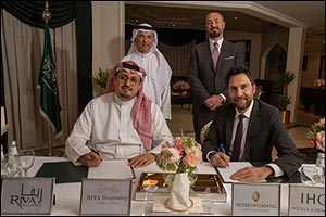 IHG� Signs InterContinental Riyadh King Fahed Road - Second Hotel to be Developed under MDA with RIV ...