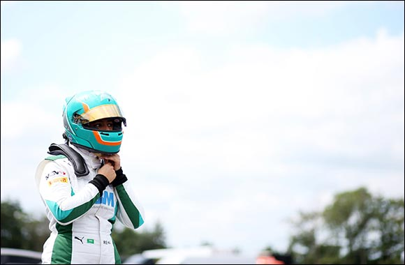 Saudi Star Juffali Highlights Learning Experience Following Latest F3 Performance