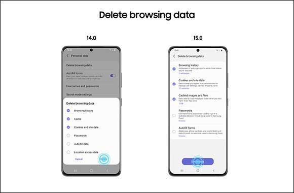 Samsung Internet 15.0 Beta Has Arrived