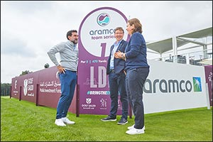 Golf Saudi Signs-Up to United Nations Sports for Climate Action Framework