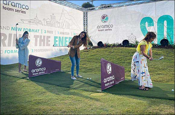 Golf Saudi Hosts Exclusive Mass Participation Activations In Spain For Famous Female Saudis