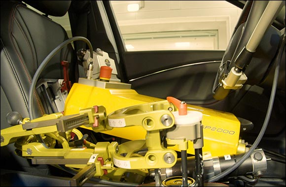 Ford Recruits Robot Test Drivers to Help Ensure Vehicles are Ready to Face the Toughest Conditions'