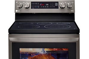 Cook With Confidence: Lg Introduces New Cooking Innovations in Ksa With Air Fry and Knock-on Instavi ...