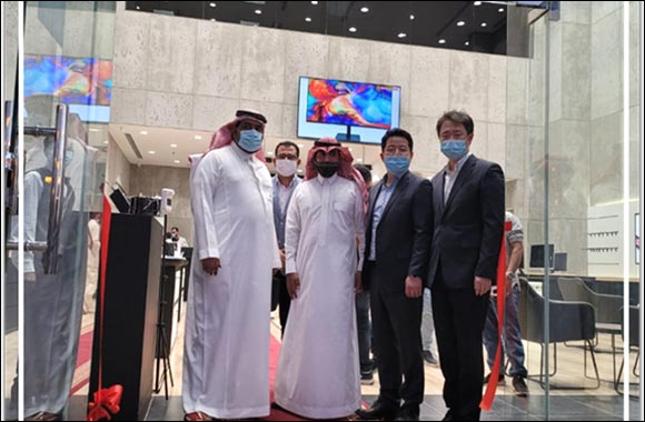 Samsung Opens the Largest Customer  Service Center in KSA