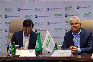 King Salman Energy Park (SPARK) Gives Energy Investors Access to Global Markets with Hutchison Ports ...
