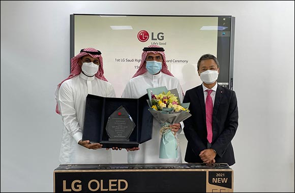 Saudi Citizen to Receive LG Electronics' Righteous Person Award After Heroic Act
