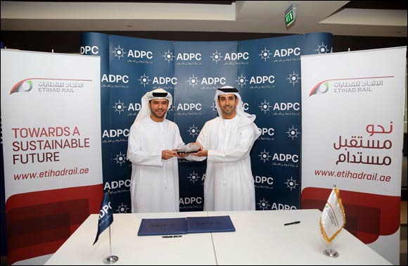 ADPC signs Memorandum of Understanding with Etihad Rail