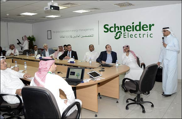 Schneider Electric Becomes First Company in Saudi Arabia to Achieve ISO50001:2011 Certification for Implementing Energy Management Solutions in Headquarters