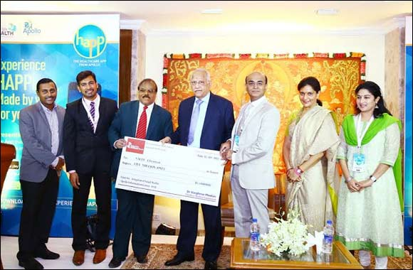 India's Apollo Hospitals Group establishes patient services office in Kingdom of Saudi Arabiaa