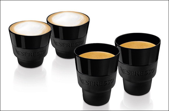 Nespresso reveals the new Touch Collection