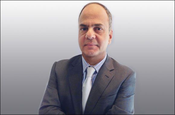Jean-Marie Moussalli as the Managing Director TPH DDB Jeddah
