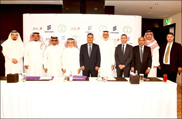 STC, King Fahd University of Petroleum and Minerals and Ericsson Partner to Boost Telecommunications Competence in the Kingdom
