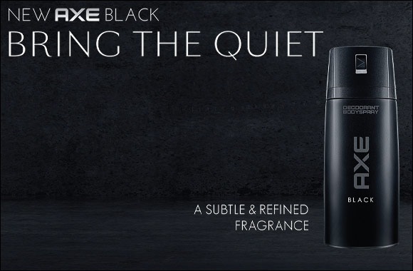 For the first time in the region Axe's 'Bring the Quiet'