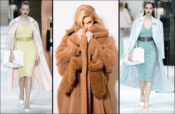 purchase newest fantastic savings largest selection of 2019 Max Mara: Iconic Coats - Manuela & Teddy.